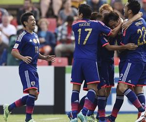 Japón e Irak completan los cuartos de final