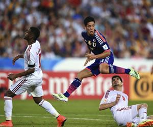 Iraq y Emiratos Árabes dejan fuera de semifinales a Irán y Japón por penaltis