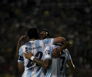 Feliz regreso a la Libertadores para Racing