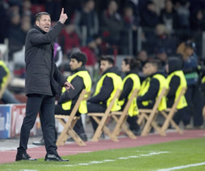 """""""Con dos cambios en primer tiempo y un gol anulado... me voy contento"""""""