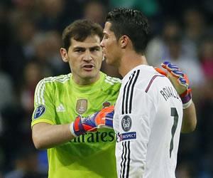 "Casillas: ""Hemos tocado fondo"""