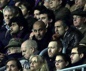 """Guardiola: """"Es un lujo ver a Messi"""""""