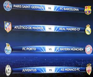 Atlético de Madrid-Real Madrid, la reedición última final ahora en cuartos