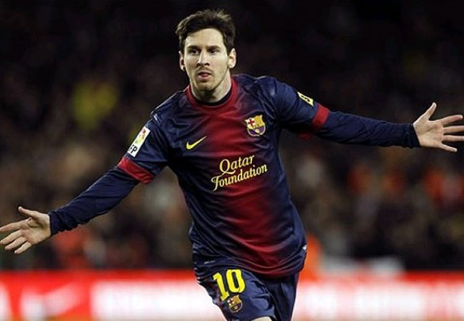 Lionel Messi sería titular ante el Celta de Vigo. Foto: EFE