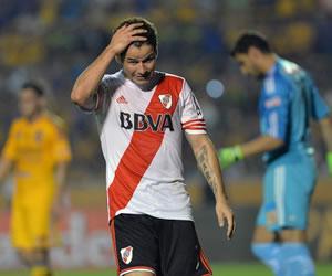 River salvó el empate ante Tigre y aún mantiene posibilidades