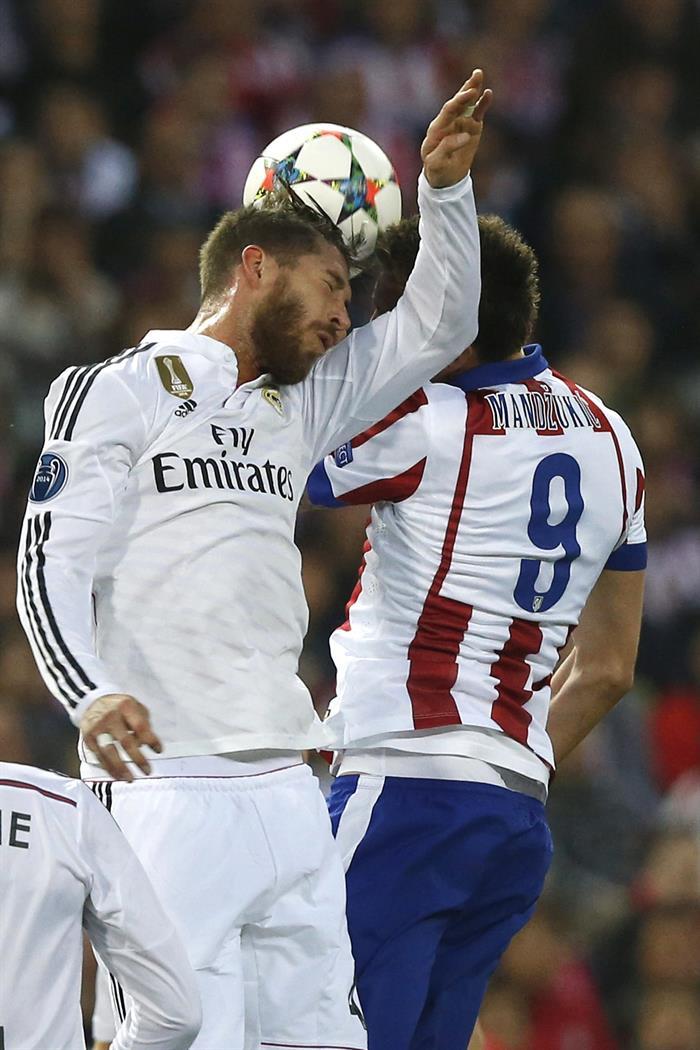 Lo que usted no vio de Atlético de Madrid vs Real Madrid