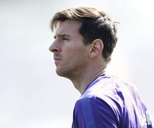 Messi ante el PSG por la semifinal