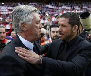 Real Madrid le saca al Atlético un buen empate