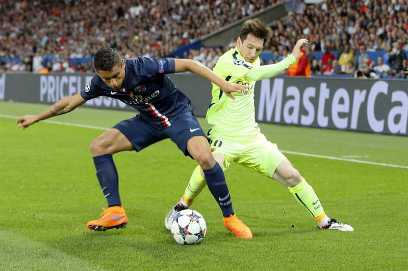 Barsa aplasta al PSG y queda cerca de las semifinales