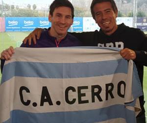 Messi y su inesperada respuesta a Rafa Cotelo