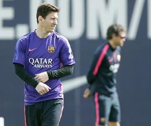 Messi casi nunca falla ante Valencia