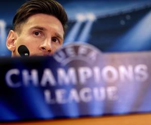 """Messi: """"Las lesiones no pueden ser una excusa"""""""