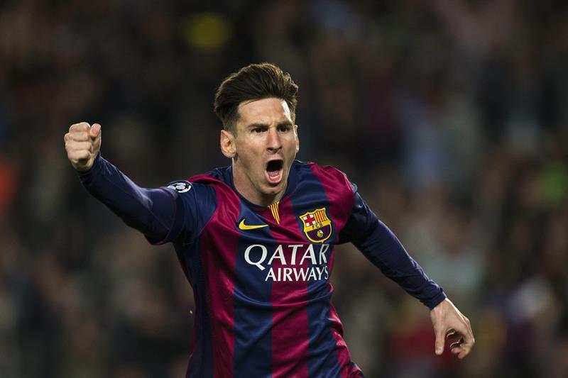 Messi acerca al Barça a la final de la Champions