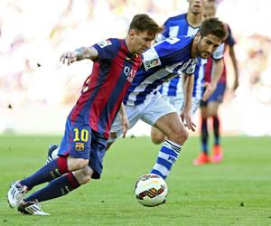 Messi y Cristiano sin goles en la fecha