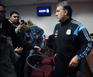 'Tata' Martino presentó la lista para la Copa América
