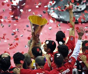 Sevilla se consagra nuevamente campeón de la Liga Europa
