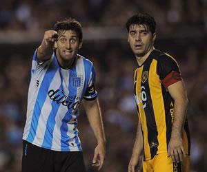 Racing quedo eliminado de la Libertadores a manos de Guaraní