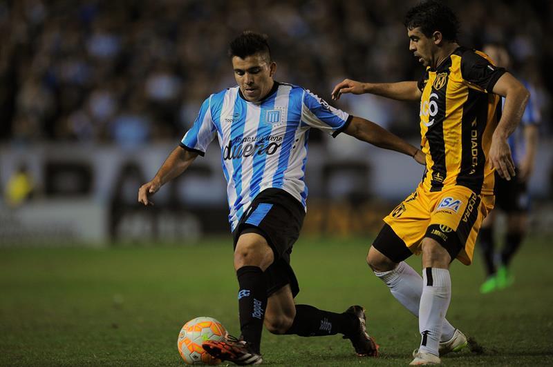 Racing no pudo con Guaraní, que será rival de River en la semifinal. Foto: EFE