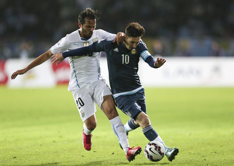 Argentina ganó 1-0 con gol de Sergio 'Kun' Agüero. Foto: EFE