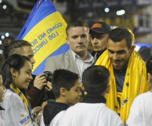 El flamante regreso de Carlos Tévez a Boca Juniors