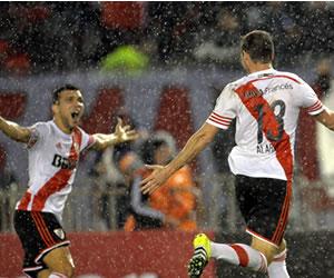 Vea el gol con el que River Plate le gana a Tigres