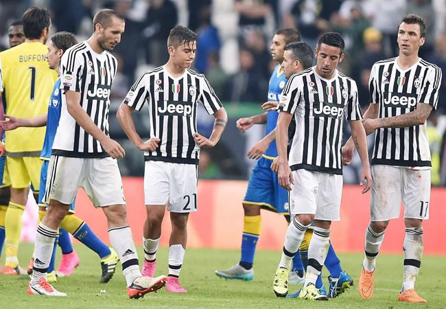 Udinese sorprende a la Juventus en su estadio