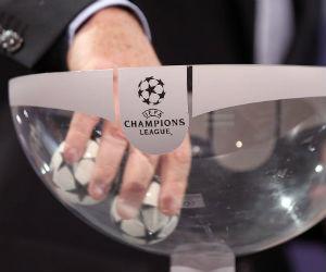 Todo listo para el sorteo de la Liga de Campeones