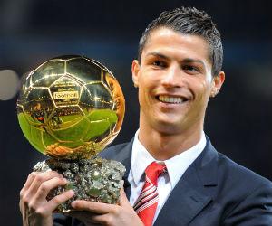 El Balón de Oro se entregará el 11 de enero en Suiza