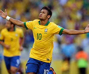 Neymar se perderá los primeros partidos de Brasil