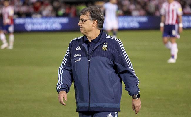 Argentina empató como visitante ante Paraguay. Foto: EFE.