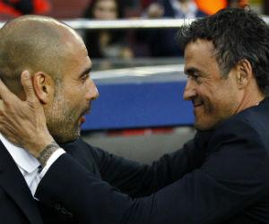 Guardiola, Luis Enrique y Sampaoli aspiran a mejor entrenador FIFA