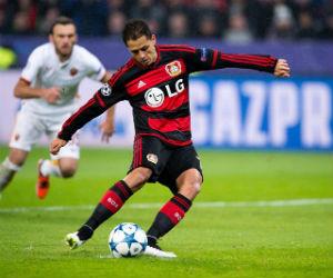 Bayer Leverkusen y Roma empataron en un maniático partido