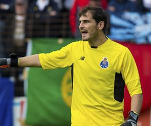 Iker Casillas: el portero con más partidos sin recibir goles en la Champions