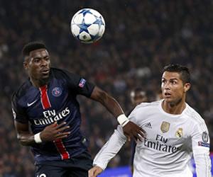 El PSG y el Real Madrid firmaron un flojo empate