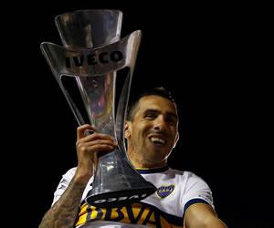 Carlos Tevez, el emblema que volvió de Europa para ser campeón