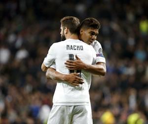 Real Madrid se afianza en lo más alto de la punta tras vencer al PSG