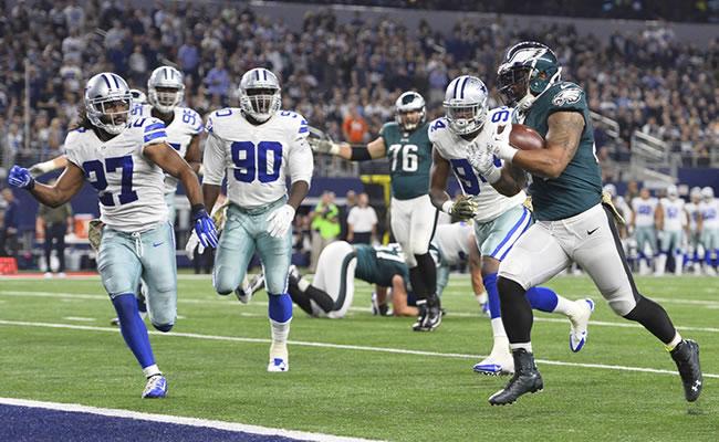 Resumen de la novena jornada de la NFL. Foto: EFE