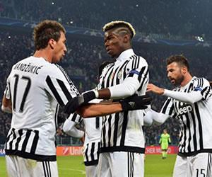 Juventus venció al Manchester City y se clasificó a octavos de final