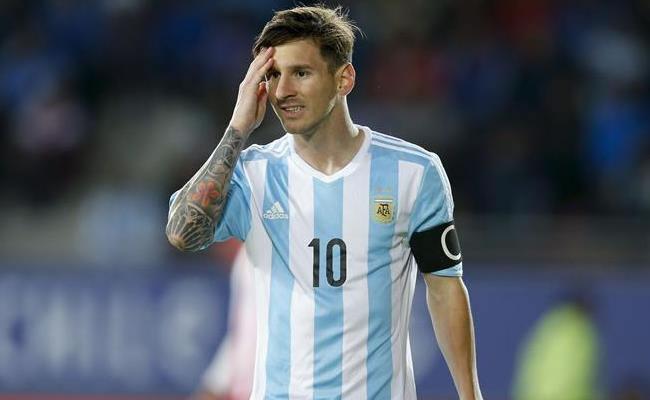 Lionel Messi. Foto: EFE