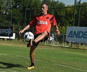 D'Alessandro ya se entrena con River Plate