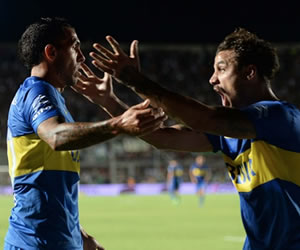 Boca Juniors ganó y Racing cayó goleado