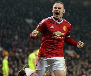 Wayne Rooney estaría entre seis a ocho semanas de baja por lesión