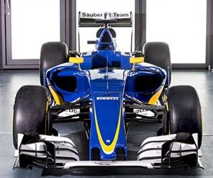 Fórmula 1: Sauber presentó su nuevo monoplaza C35