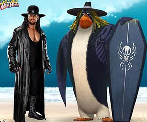 'The Undertaker', John Cena y 'Triple H', en los 'Reyes de las Olas 2'