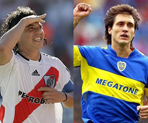 River Plate vs. Boca Juniors, Gallardo vs. Schelotto