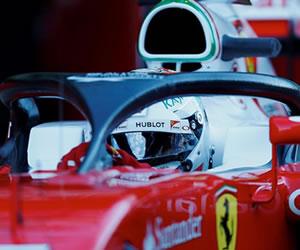 Ferrari probó nuevo sistema de seguridad para sus pilotos
