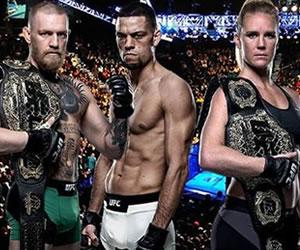 Conor McGregor, a pesar de perder, recibió más dinero que Nate Diaz