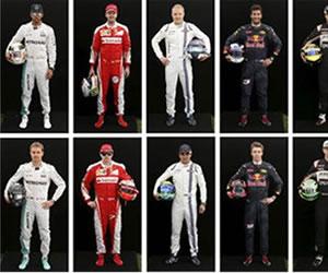 Fórmula 1: Estos son los pilotos que disputarán la temporada 2016