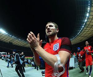 Lo que usted no vio del partido Alemania vs. Inglaterra