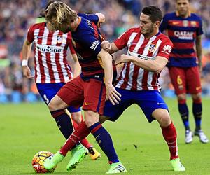 Barcelona vs. Atlético de Madrid, datos, formaciones y transmisión